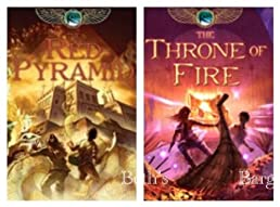 Books Kane Chronicles Series Set  The Red Pyramid &amp Throne Of