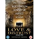 Love And Distrust [DVD]by Robert Pattinson