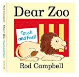 Rod Campbell Dear Zoo Touch and Feel Book