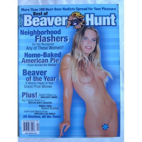 Best of Beaver Hunt, Hustler Adult Magazine 2000