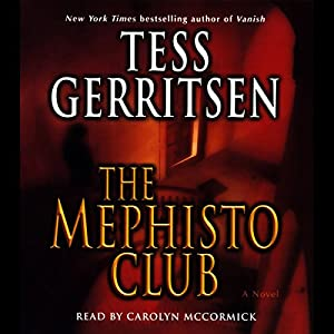The Mephisto Club Audiobook
