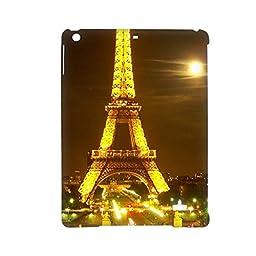 For Ipad Air 1Generation Shell Light Print Eiffel Tower Womon Plastic
