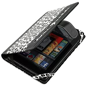 Amazon Kindle Fire Melrose Leather Case for Kindle fire