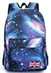 MONDAYNOON Galaxy Star School Bag Uni...