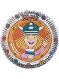 Wickie Comic Wikinger Teller Kinderparty 8 St�ck Kindergeburtstag