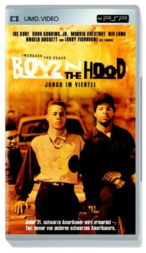 Boyz N The Hood - Jungs im Viertel [UMD Universal Media Disc]