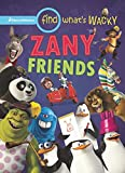 img - for Find What's Wacky: Zany Friends book / textbook / text book