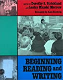 Beginning reading and writing /