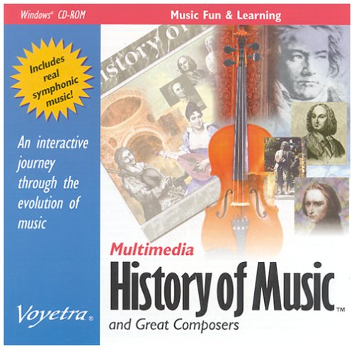 Multimedia History of Music