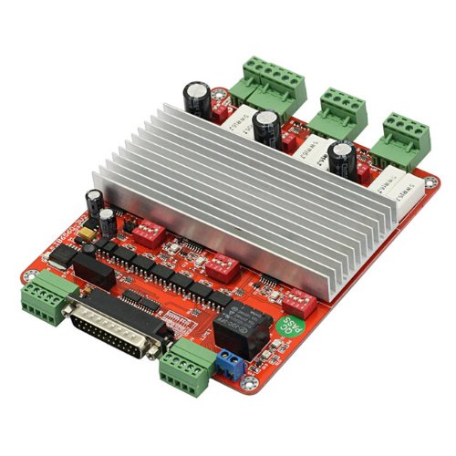 SainSmart CNC TB6560 3 Axis Stepper Motor Driver Controller Board & Cable