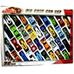 36 PC DIE CAST CAR MODEL SET F1 CONVE...
