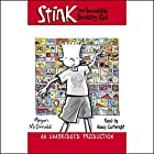 Stink: The Incredible Shrinking Kid Audiobook by Megan McDonald Narrated by Nancy Cartwright