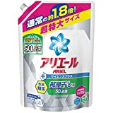 アリエール 洗濯洗剤 液体 イオンパワージェル サイエンスプラス 部屋干し用 詰替用 超特大サイズ 1.27kg