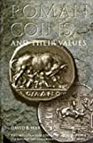 img - for Roman Coins and Their Values, Vol. 1: The Republic and the Twelve Caesars 280 BC-AD 96 book / textbook / text book