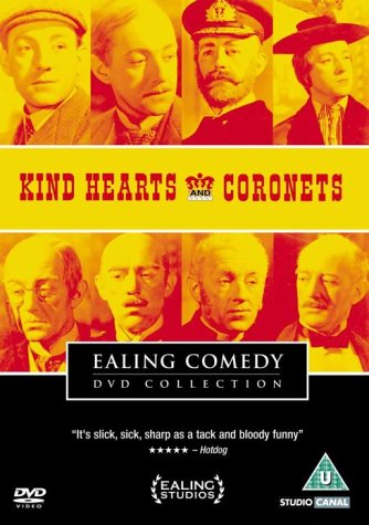 Kind Hearts And Coronets [DVD]