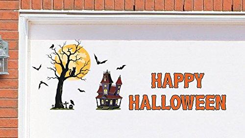Decorating Ideas > Great Stuff • Garage Door Halloween Decorations ~ 015650_Halloween Door Magnets