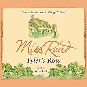 Tyler's Row Audiobook