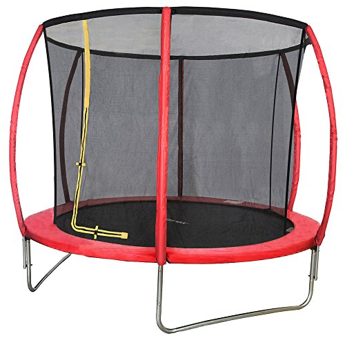 Merax-10-FT-Round-Trampoline-Enclosure-Set