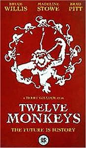 12 Monkeys - Twelve Monkeys [UK-Import] [VHS]