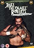 WWE - Jake The Snake Roberts - Pick Your Poison [DVD]