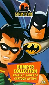 Batman and Robin Bumper Collection  [VHS]