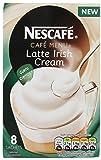 Nescafé Café Menu Latte Irish Cream Flavour 8 x 23g (Pack of 6, Total 48 Sachets)