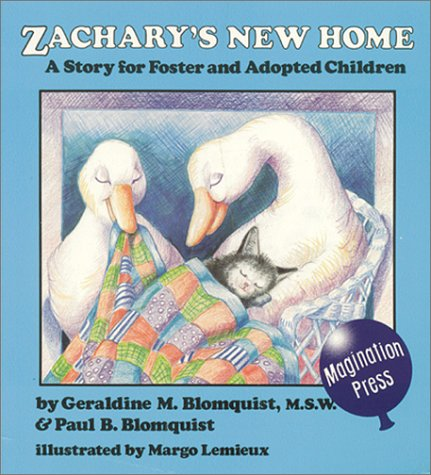 Cover: Zachary's New Home