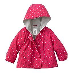 Carter\'s Polka-Dot Swinger Jacket Baby 12 Months