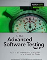 Advanced Software Testing – Vol. 2 Front Cover