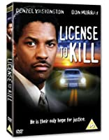 License To Kill [DVD]