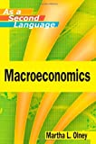 img - for By Martha L. Olney Macroeconomics as a Second Language (1st Edition) book / textbook / text book
