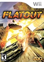 FlatOut Wii – Release Video & Artwork