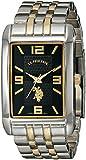 U.S. Polo Assn. Classic Men's USC80292 Two-Tone Watch with Link Bracelet