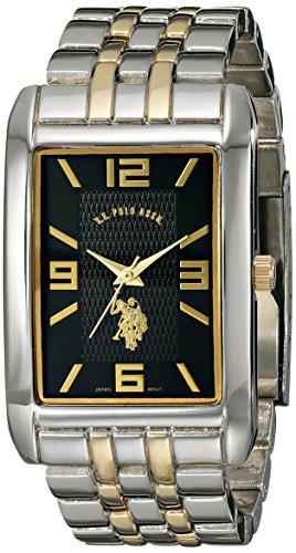 U.S. Polo Assn. Classic Men'S Usc80292 Analog Display Analog Quartz Two Tone Watch
