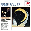 Schoenberg: Erwartung, Pierrot Lunaire, Lied der Waldtaube from Gurrelieder