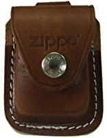 Zippo 50859004 Briquet Pouch with Loop Brown
