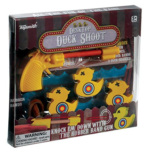 Toysmith Desktop Duck Shoot Kit