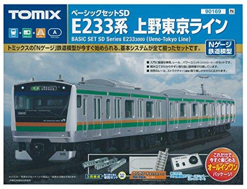 TOMIX Nゲージ 90169 ベーシックセットSD E233系上野東京ライン
