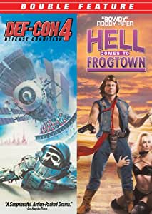 Def-Con 4 / Hell Comes to Frogtown (Double Feature)