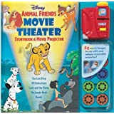 Disney Animal Friends Movie Theater Storybook & Projector