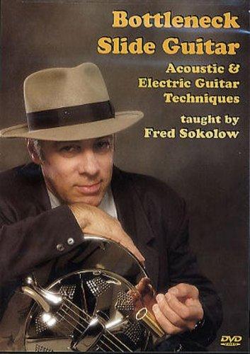 Bottleneck Slide Guitar Acoustic And Electric Guitar Techniques