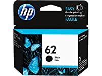 HP 62 Black Original Ink Cartridge (C2P04AN) from Hewlett Packard SOHO Consumables