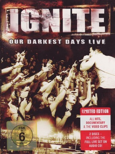 Our Darkest Days Live by Ignite (2012-06-26)