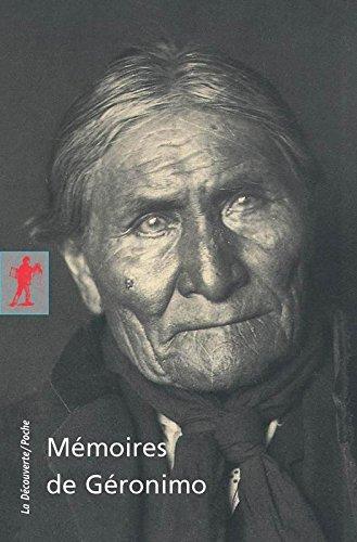 Mémoires de Geronimo - S.M.Barrett