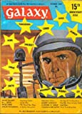 Galaxy Magazine, October 1965 (Vol. 24, No. 1) (0185065104) by Asimov, Isaac; Leiber, Fritz; Smith, Cordwainer; et. al.