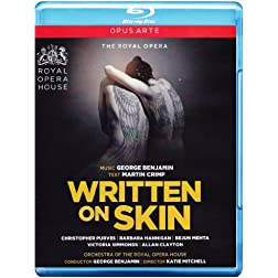 Benjamin: Written on Skin [Blu-ray]