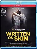 Benjamin : Written on Skin. Purves, Hannigan. [Blu-ray]