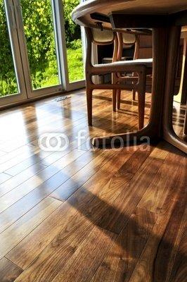 Wallmonkeys Peel and Stick Wall Decals - Hardwood Floor - 24