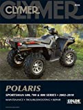 img - for Polaris Sportsman 600, 700, and 800 Series 2002-2010 (Clymer) book / textbook / text book