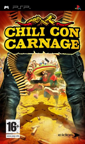 chili-con-carnage-sony-psp-import-anglais